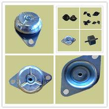 high temperature natural rubber vibration mounts silent block rubber metal parts anti vibration rubber mount