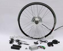 36v 250W/350W electric bike kit/motor conversion kit/electric bike conversion kit with ebike battery pack 36v 10ah