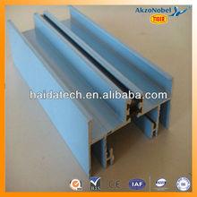 Fabricant de haute qualité en alliage d'aluminium 6063t5 profils d'extrusion