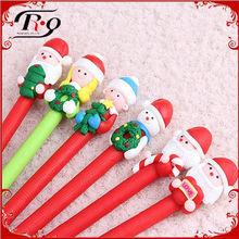celebrative chriatmas party supplies santa pen