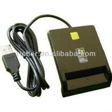 2013 top sales rare smart card reader,Sim/SD/TF/ID/bank card reader
