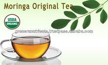 Moringa Tea for Blood Circulation