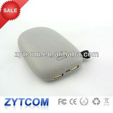 2013 New 10400mah Portable Power Bank For Laptop I Phone I Pad I Pod Mobilephone