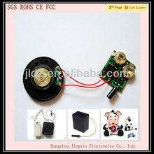 Custom Design Record motion sensor voice module