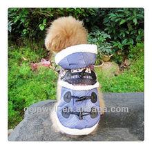 Autumn & Winter Pet apparel Warm coats Dog clothing P0640084