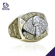Custom brass wholesale super bowl Tampa Bay Buccaneers World Champions ring