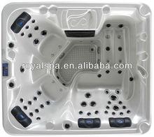 2 lounge mini hot tub