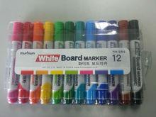 Munhwa white board marker 12 colors set