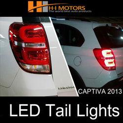 Chevrolet Captiva LED Tail Lights Rear Lamp 1:1 Replacemen GM