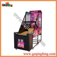 NA-QF055 Health sport commercial arcade basketball shooting gun machine
