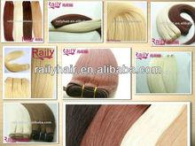 individual braids with human hair