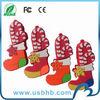 Fancy socks 1gb usb sticks bulk cheap for Chrismas promotion