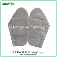 f Exfoliating Foot Mask Peeling Feet Masks Pair, Exfoliator, Exfoliater, Exfoliating Scrub, Whitening and Moisturiser, Clear Foo