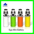Nuevos inventos portátiles productos para 2013 ego de la batería del precio de fábrica