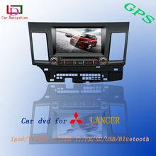 8 Inch MITSUBISHI Lancer Car DVD