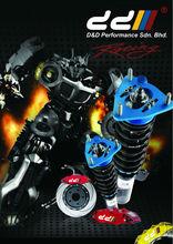 DD 40 STEP Adjustable Coilover Damper Suspension Suit Fit For Vehicle MR2 MRS Spyder 00-05 ZZW30