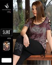 4054 Women batik homewear