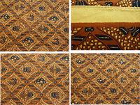 batik solo 100% cotton fabric