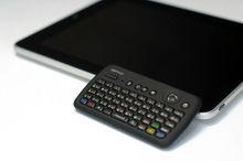 Wireless Bluetooth Mini Qwerty Keyboard with Jog Mouse