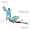 جديد مدهش المنتجات الشيشة المتاح المنثول السجائر الالكترونية yj4934d العصي