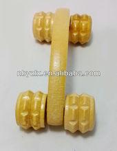 Wooden hand massager / wooden massage roller / wooden massager