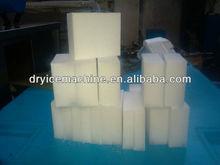 Innovative performance dry ice block machine producing dry ice of liquid co2