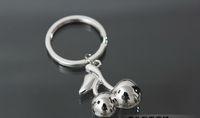 stock cherry shaped key chain key ring keychain key holder