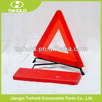 Car emergency warning triangle