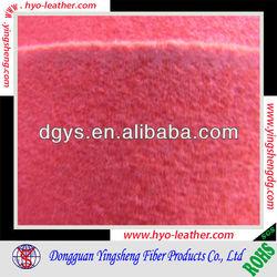 Imitation leather nonwoven fabric backing