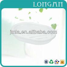 Durable Plastic Light Soap Tray Soap Case Soap Dish