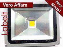OUTDOOR LED FLOODLIGHT 30W WORM WHITE / FARO LED 30W BIANCO CALDO