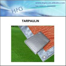 High quaility fire retardant PE tarpaulin metarial for Hay Cover,fire retardant tarpaulin