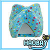 Blue Small Spots Dog House Dog Cage Pet House