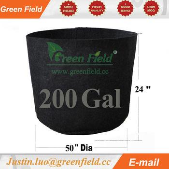Green Field Smart Grow Pots, Root Control Grow Bags