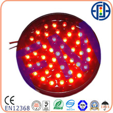 100mm Red LED Traffic Pixel Cluster