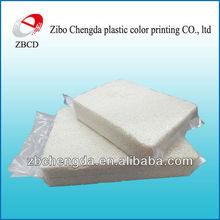 manufacture design vacuum plastic packaging rice bags