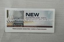 led signboard newest arrival technology e-paper shelf label