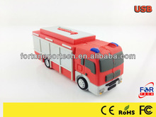 fire fighting truck usb flash memory
