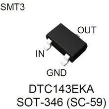 DTC143EKA NPN 100mA 50V Digital Transistors (Bias Resistor Built-in Transistors)