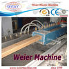 HOT! WPC floor/fence/dog house/decking profile machinery