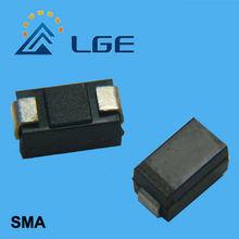 1W 6.8V SMD zener diodes 5% tolerance
