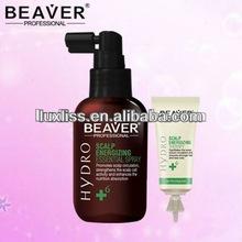 essential oil scalp energizing hair loss tonic hair fall treatment for men