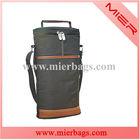 Wine Travel Carrier & Cooler Bag. Chills 2 bottles of wine or champagne.