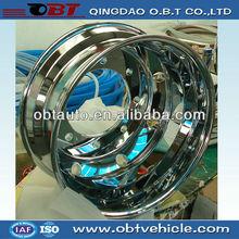 24 inch American standard chrome wheels