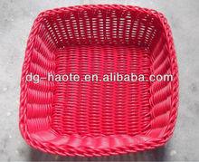 best price supply bread basket ,fork and knife basekt new design HTBB-024