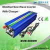 Pure sine wave inverter 5000w 12v 220v