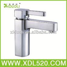 water sensitive led tap/plastic classic basin faucet/water faucet wall