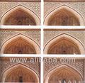 El diseño exterior/fachada de estética para la mejora de las cúpulas, puenteenarco
