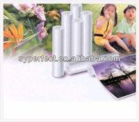 More clear colour PVC thin plastic rigid roll film/sheet