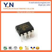 Original MCU PIC12F1822-E/MF PIC12F1822 PIC12 Series IC MCU 8BIT 3.5KB FLASH 8DFN